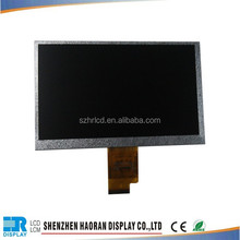 7.0inch 800x480 + TFT Type + LCD Display + Touch Panel + Touch screen monitor + Custom lcd display