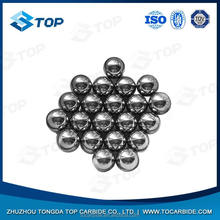 K10 large tungsten carbide ball bearing from zhuzhou long history manufacturer USA quality