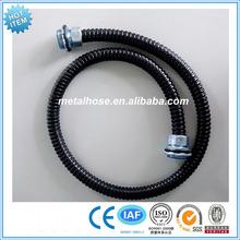 Plastic/PE/PVC coated electrical flexible metal conduit hose