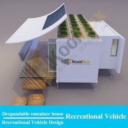 Koolbox modern container homes 40ft, luxury container house prices, cabin house for sale