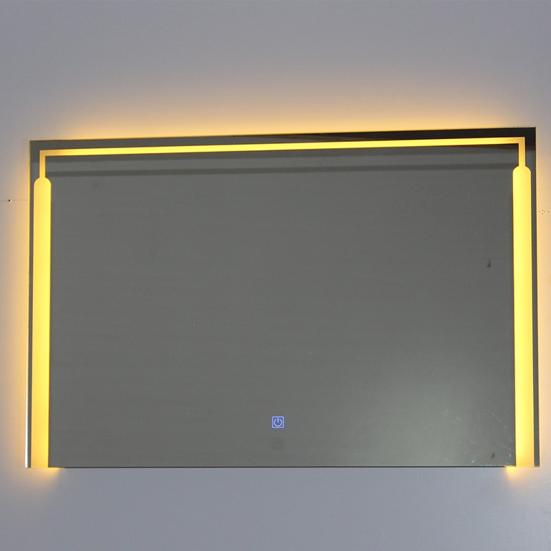 Haute qualit led clairage miroir anti brouillard for Miroir salle de bain high tech