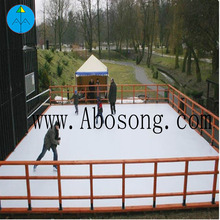 ice hockey equipment/ a complete set of synthetic ice rink/ hdpe skating rink floor