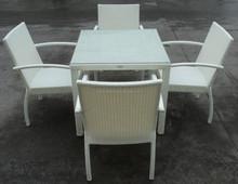 Modern synthetic rattan furniture ck0115