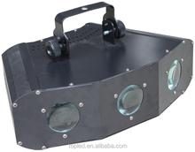DMX LED triple moon effect light, 12*3W RGBW led dj equipment