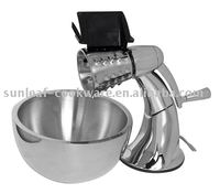 stainless steel salad maker as seen on TV product