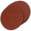 3''-9'' Adhesive/velcro backing Sanding paper Disc