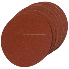 3''-9'' Adhesive/velcro backing Sanding paper Disc