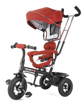 Metal Baby tricycle kid tricycle for children with canopy