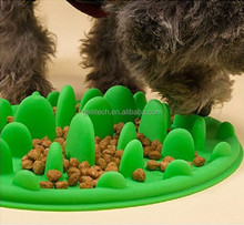 NEW Pet cat toys Supplies Pets Puppy Cats Slow food bowl Effectively improve the pet consumption ability and appetite