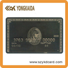 China Top Ten Selling Product Smart RFID Centurion Card