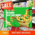 Últimas etiqueta privada de corea Ramen Noodles kimchi, fideos instantáneos planta