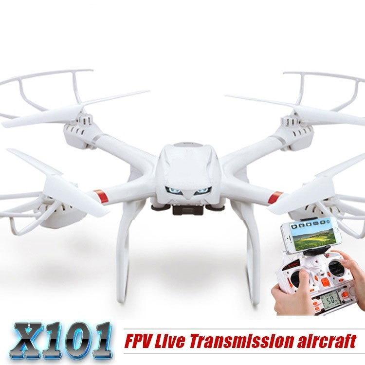 Mjx X101 Fpv Drone Is Devoted To Developing 2.4g 6axis ...