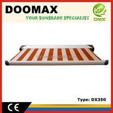 #DX350 Aluminum Frame Decorative Door Awning