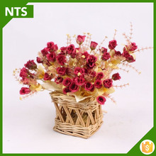 Resin Wicker Material Baskets for Plants
