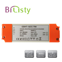 30W constant current push dimmable led driver 700mA