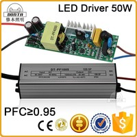 50w led driver 1500ma 10 in Series 5 in Parallel capable of CE
