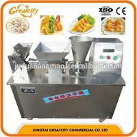 Stainless steel automatic empanada ravioli samosa dumpling making machine for sale