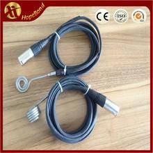 15.8/16/20mm diameter 12.7mm height enail coil heater for quartz/glass