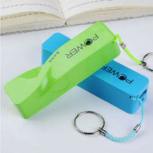 2014 New Style Compact small and easy to carry mini perfume mobile phone power bank 2600mAh for Iphone 5S