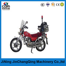 2015 brand new high quality Fire fighting motorcycle Fm150,water mist fire fighting motorcycle