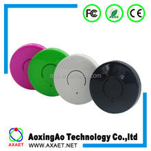 Small bluetooth anti lost alarm tag with cr2030 can be repaced coin battery for keys and phone
