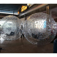 Popular hot selling grass zorb ball for sale