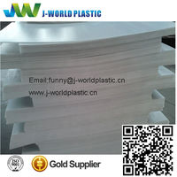 eco-friendly pp corrugated plastic sheet or board