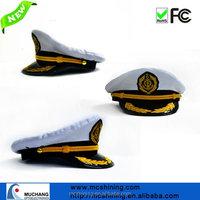 Alibaba.com Manufacture Navy Formal Cap