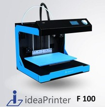 DIY by yourself high resolution with 0.02mm 3D Printer /home use digital 3D Printer