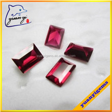 cheap pigeon blood red ruby gemstone prices artificial ruby