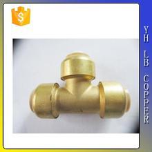 Lb-guten superior muestras libres sin plomo cUPC NSF aprobado lateral reducción de t pipe fitting