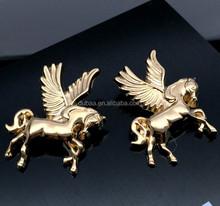 2015 New Design Dashion in Europe and America the Unicorn Pegasus Brooch Korea,Vintage Pegasus Horse Unicorn Brooch Jewelry