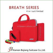 Portable Neoprene Handle Carrying sleeve Computer Bag