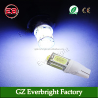 new products! hot sale! 12V T10 Led COB 5SMD Interior Bulb lghts Led Side Light Door Lamps for auto accessiories