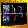 El arco y la flecha, juguete de arco y la flecha para los niños