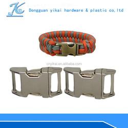 """5/8"""" dog collar metal buckles,quick release buckle for paracord,side release buckle for dog collar"""