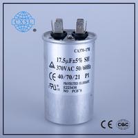 AC Runing Epoxy Motor Start Capacitor