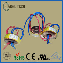 CE ROHS approved toroid autotransformer 110V, small toroidal transformer