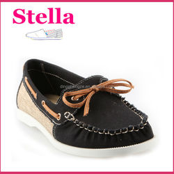 china cheapest anti-static leather for men wholesale baby moccasin shoes