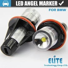 Good quality led angel eyes color change for E39/E60-6W