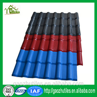super highly Lasting color discount colored fish scale roof tile