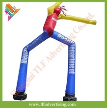 Cheap inflatable air dancer costume outdoor event