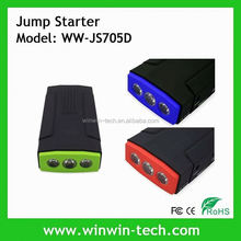 Mini 12000mah multi-function car emergency jump start for kids for 12V Vehicles