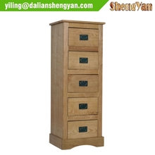 Chest with five drawers