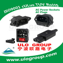 Top Grade Factory Direct Conn Ac Plug R/A Male Screw Term Manufacturer & Supplier - ULO Group