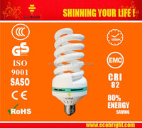 New!17mm Full Spiral 65W CFL 10000H CE QUALITY
