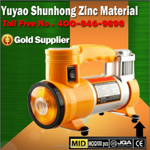 DC12V TORNATO SH580 portable 30mm single piston dc 12v 150 psi air compressor