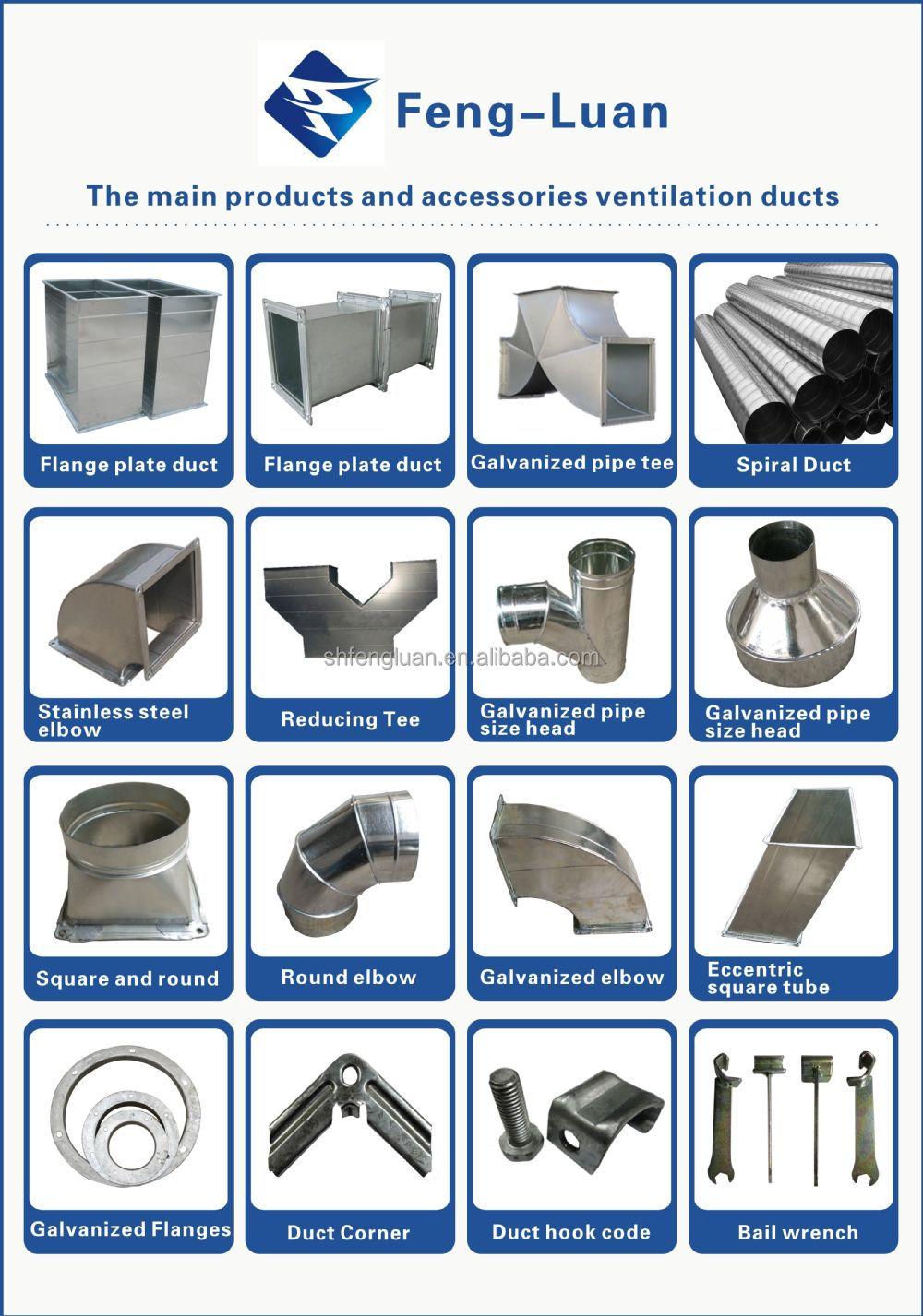 Aluminum Exhaust Rectangular Flexible Duct Buy Flexible