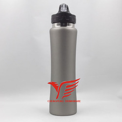 2015 new products private lable sainless steel sport shaker bottle