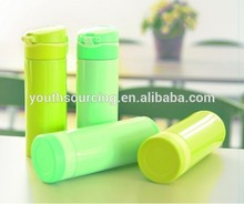 Newest model stainless steel vacuum water flask with negative ion